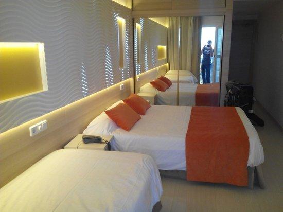 Globales Club Almirante Farragut Hotel: Habitación 4118