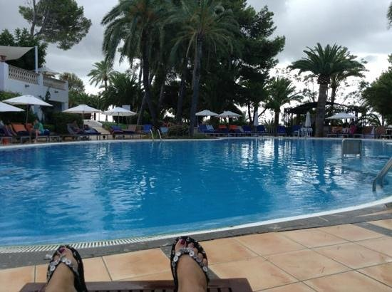 Maritim Hotel Galatzo: activities pool