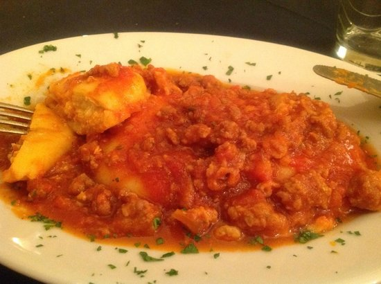 Quattro Gatti : Delicious Ravioli