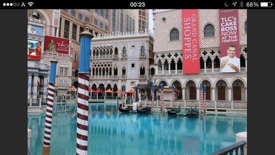 The Venetian Las Vegas: Hotel