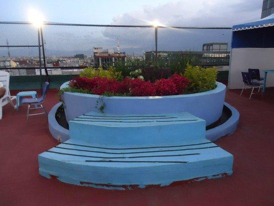 Hotel Fontan Reforma: No es jakuzzi como aparece en video...