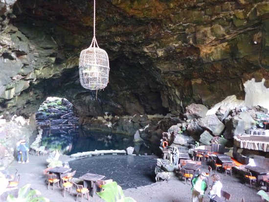 Jameos Del Agua: Grotta