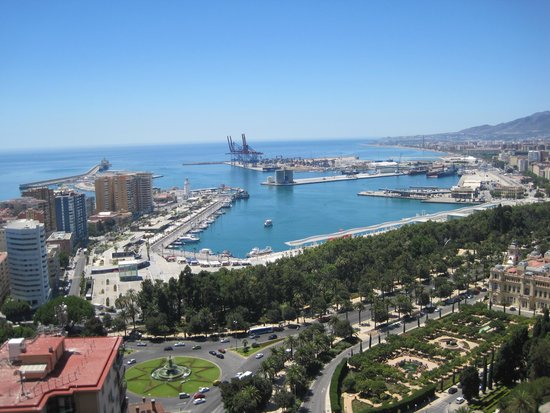 Alcazaba (fort) : views
