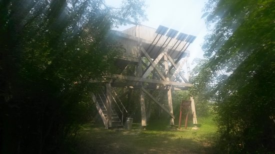 Hecla Provincial Park: Wild Life Viewing Tower