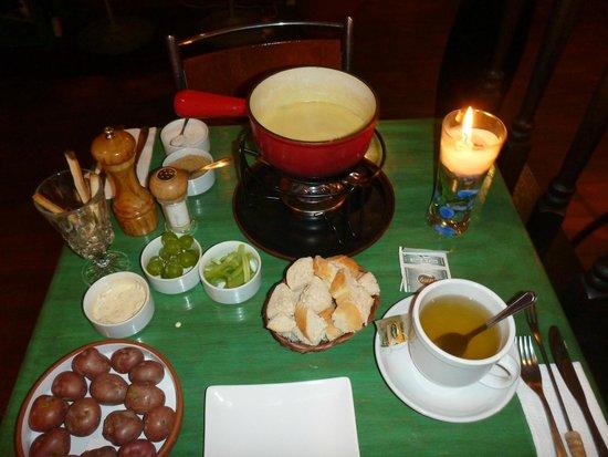 Swissfondue: Une bonne fondue