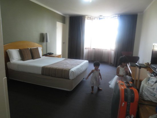 The New Esplanade Hotel: Room