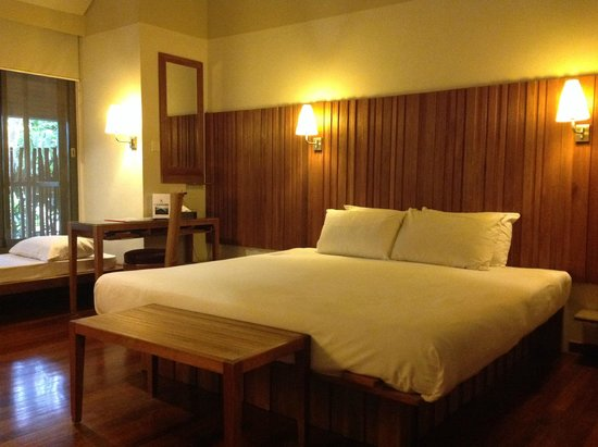 Belum Rainforest Resort: Habitación hotel