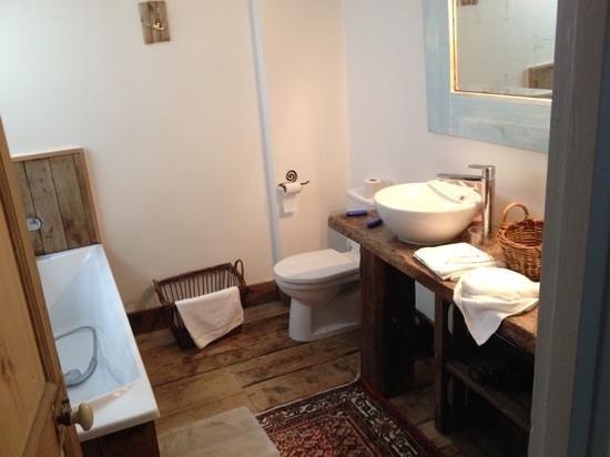 A l'ecole buissonniere: la salle de bain