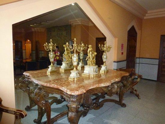 Saray Hotel: Zona del Lobby del Hotel