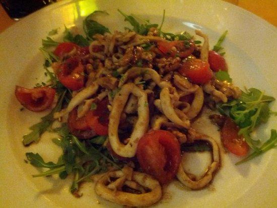 Il Leone Rosso Ristorante Pizzeria: I calamari