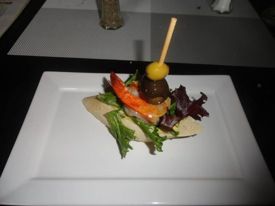 Dali modernistic Tapas: A must try!!!!