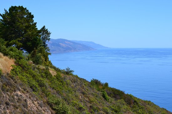 Sierra Mar : from the deck