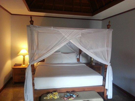 Puri Santrian: Das Bett war ein Traum