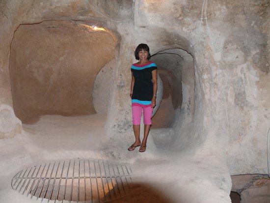 Magic Valley Cappadocia Day Tours: the underground cities