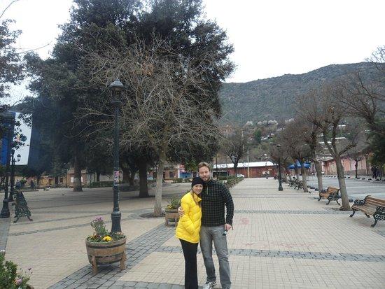 Cajón del Maipo: Cidade de Cajon del Maipo