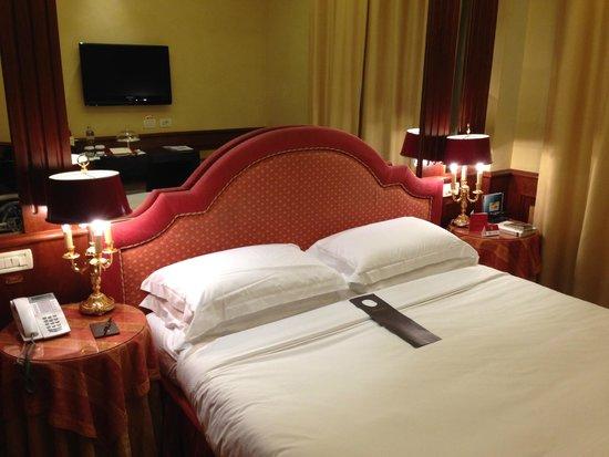 Hotel Raphael - Relais Chateaux: Camera Classica