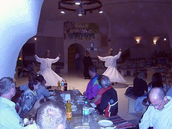 Magic Valley Cappadocia Day Tours: The Whirling Dervishers
