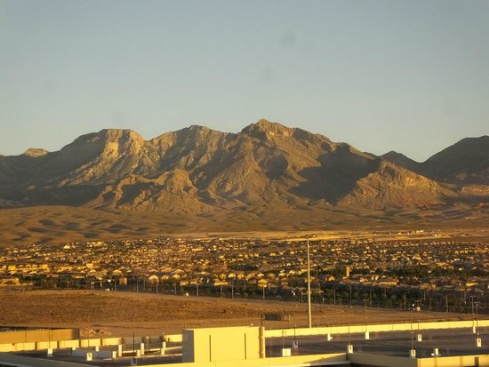 Red Rock Casino Resort & Spa: Room View