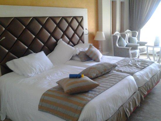 Hasdrubal Thalassa & Spa: chambre 277