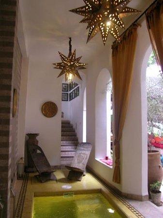 Riad Sable Chaud: Angoli di relax