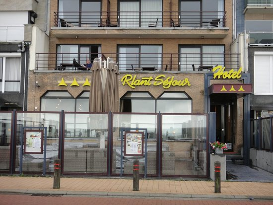 Hotel Riant Sejour : Frontansicht Hotel