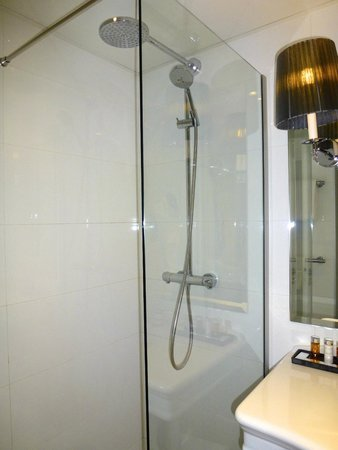Sofitel Paris Baltimore Tour-Eiffel : Shower
