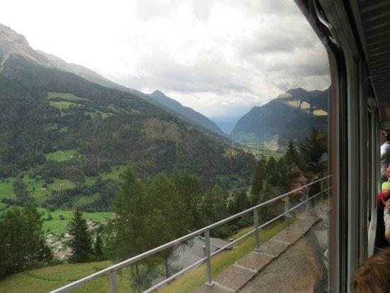 Bernina Express: General view