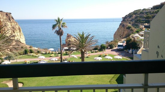 Tivoli Carvoeiro: Room view from balcony.