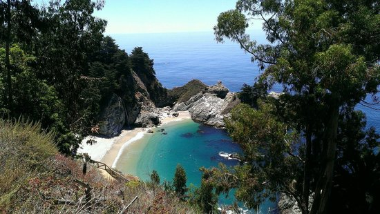 McWay Falls: Wow