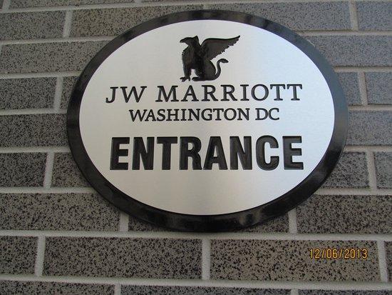 JW Marriott Washington, DC: Hotel