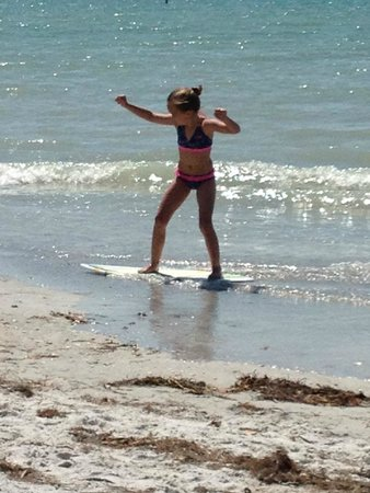 Clearwater Beach Jet Ski  Rentals and Guided Tours: clearwater beach skim boarder