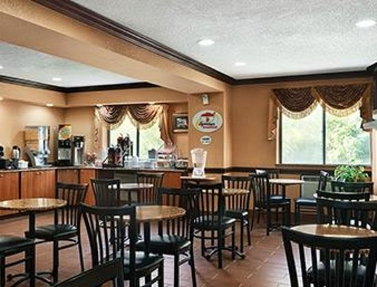 Super 8 Taylor/Detroit Area: Breakfast Area