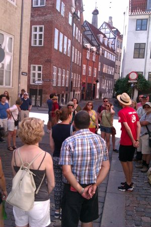 SANDEMANs NEW Europe - Copenhagen : 2nd August 2014