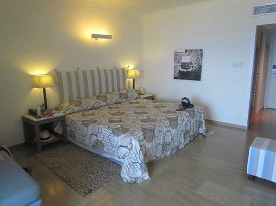 Sensimar Minos Palace : notre chambre