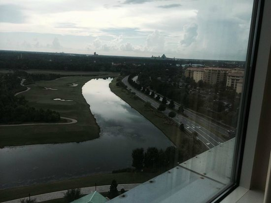 Hilton Orlando Bonnet Creek: Golf Course