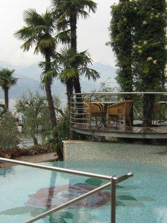 Belfiore Park Hotel: Terrace