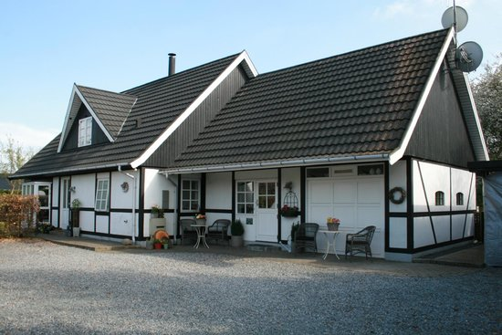 Koege Municipality, Denmark: Entrance Piccobello Bed and Breakfast