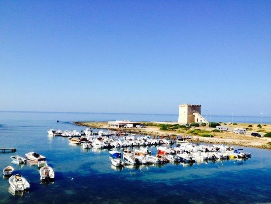 Hotel Alba : Vista mare