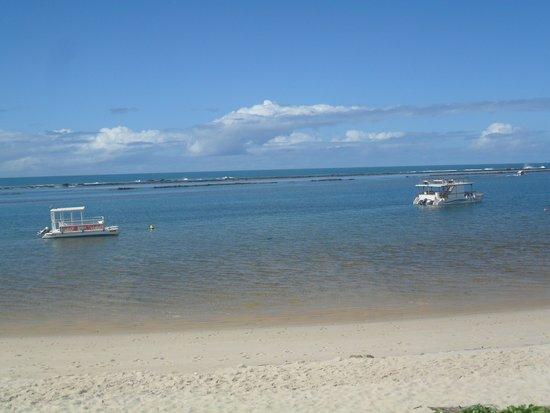 Praia de Sao Miguel dos Milagres: Belíssima!