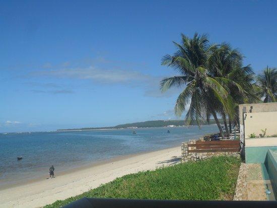Praia de Sao Miguel dos Milagres: Linda!