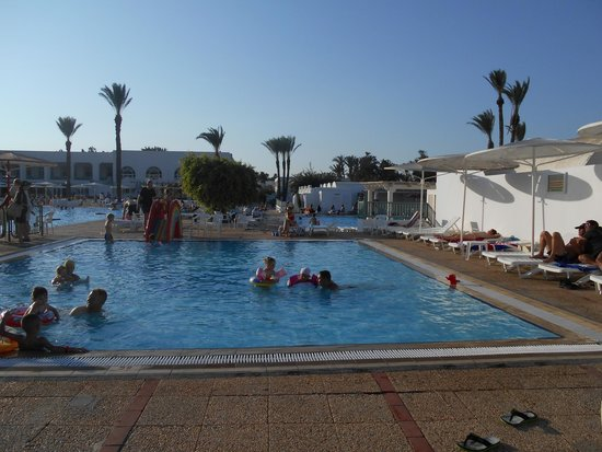 El Mouradi Club Kantaoui: Baby pool