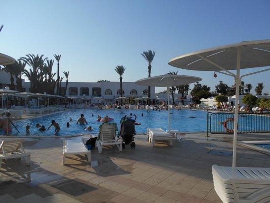 El Mouradi Club Kantaoui: Main pool