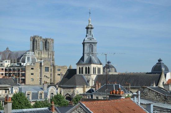 BEST WESTERN PLUS Hotel de la Paix: View from the room