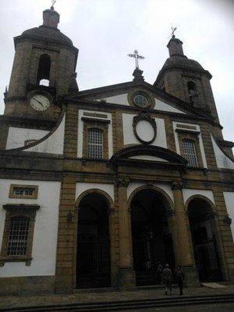 Catedral de San Julián: Aussenansicht.