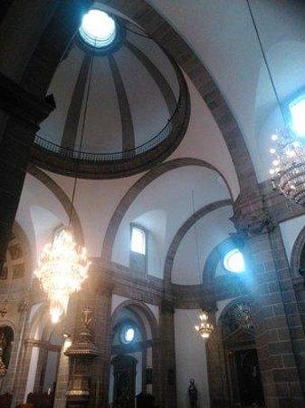Catedral de San Julián: Kuppel.