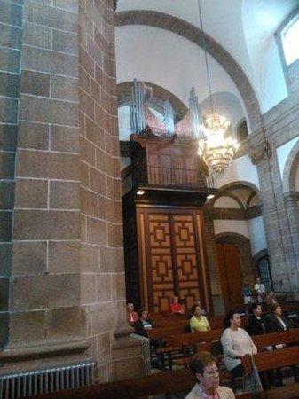 Catedral de San Julián: Orgel.