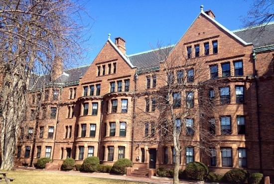 Cambridge, ماساتشوستس: Beautiful campus