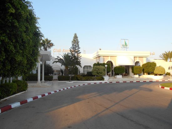 El Mouradi Club Kantaoui: Main entrance