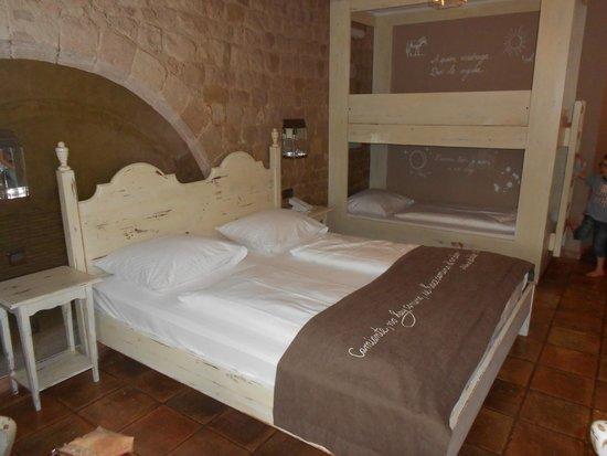 Hôtel El Andaluz : la chambre