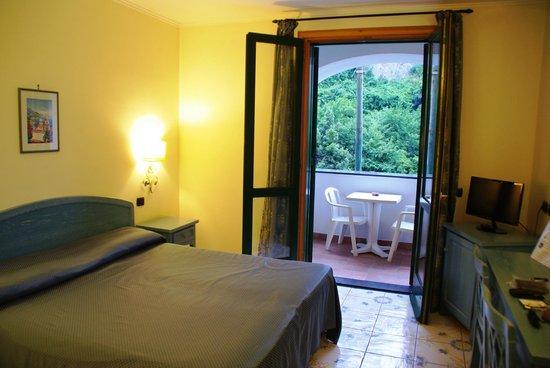 La Pergola Hotel: angenehm